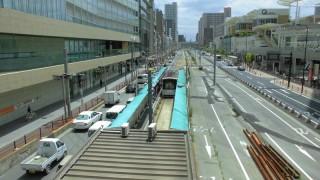 阪堺天王寺駅前駅は、「天王寺」を名乗るが天王寺区ではなく阿倍野区に存在する。