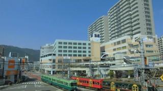 滋賀県まで行けば京阪電車の旧塗装の姿を堪能することが出来ます。