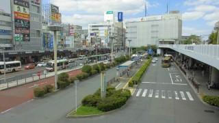 駅西口と東口であまりに激しいギャップが魅力の南海堺東駅[堺市堺区]