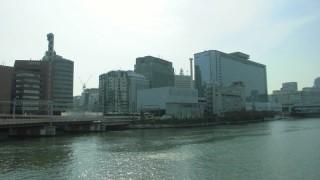京阪本線の初代終着駅であった天満橋駅
