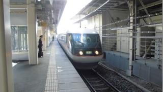 2016年3月以降JR西日本管内への乗り入れが廃止される特急しなの号に米原駅で遭遇した