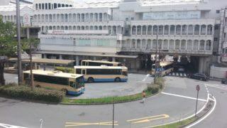 千里中央停[阪急バス](大阪府豊中市)~12の乗り場と降車専用ターミナルを有し、阪急村の風格を漂わせる阪急バス最大のバスターミナル~