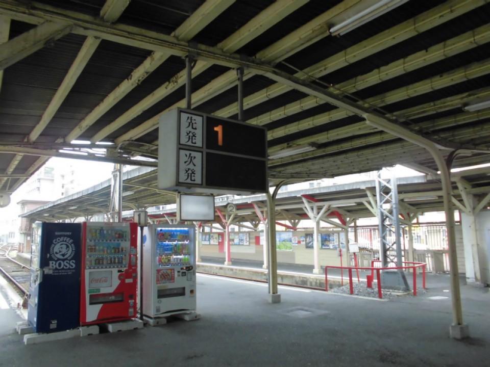恵美須町駅[阪堺](大阪市浪速区)
