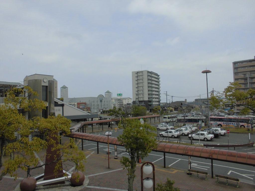 近江八幡駅[近江鉄道](滋賀県近...