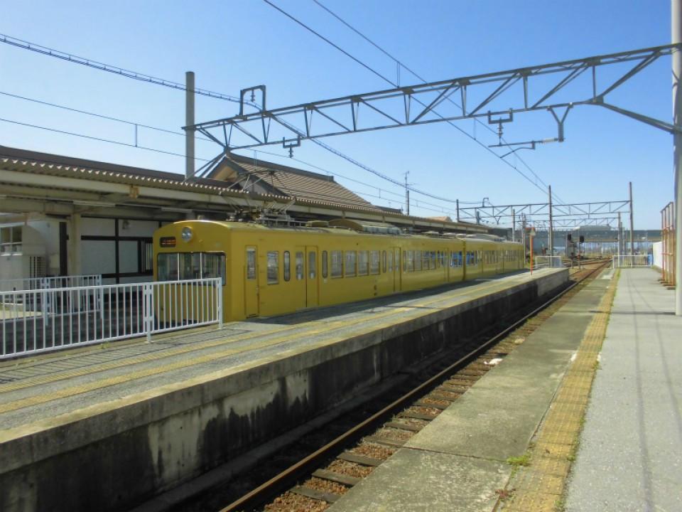 多賀大社前駅[近江鉄道](滋賀県多賀町)