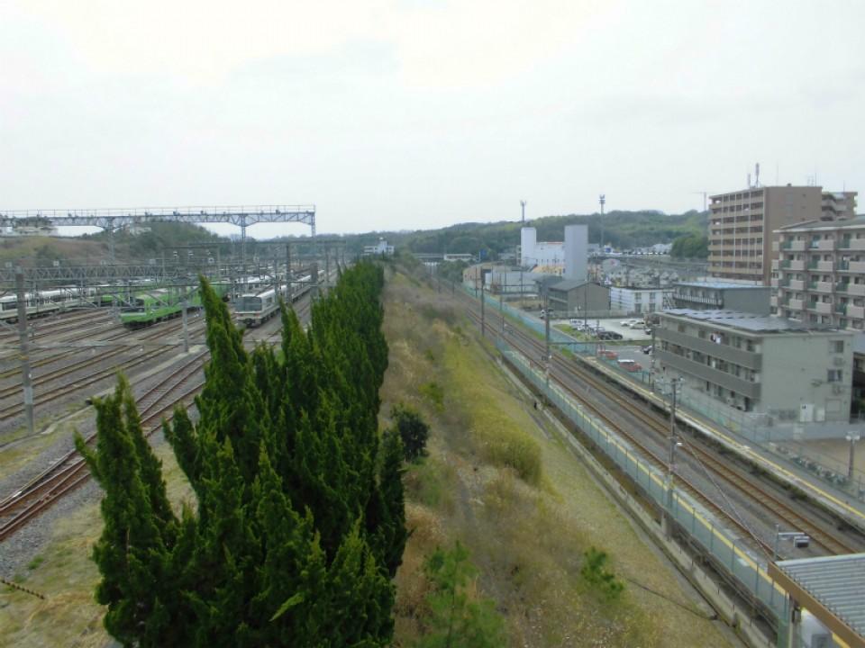 平城山駅[JR西日本](奈良県奈良市)