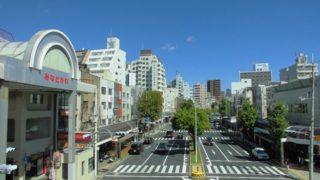湊川公園駅[神戸地下鉄](神戸市兵庫区)~旧市電と神鉄のターミナルが接続したかつての交通の要所に位置し、旧市電の電停名を継承した神鉄との乗換駅~