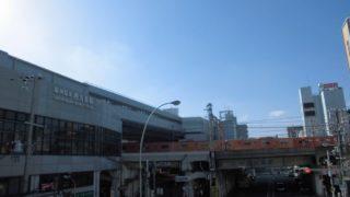 西九条駅[阪神](大阪市此花区)~延伸反対運動で約半世紀に渡る意図せざる終着駅の過去を持つ、近鉄電車との共演が魅力的なJR2線との接続駅~