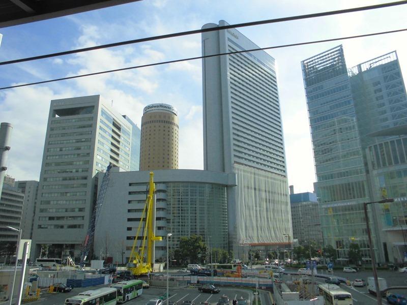 大阪駅[JR西日本](大阪市北区)~大阪ステーションシティ再開発による大変貌で阪急村に襲い掛かる、梅田の地に最初に出来た西日本最大の駅~