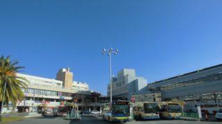 茨木市駅[阪急](大阪府茨木市)~JR新快速の茨木停車による地盤沈下懸念あるも、阪急の主要駅にふさわしい風格ある高架駅舎を有する特急停車駅~