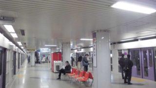 山科駅[京都地下鉄](京都市山科区)~乗入元の京阪京津線との「2つの山科駅問題」を抱えるも、地下鉄東西線内最多の利用客数を誇る重要駅~