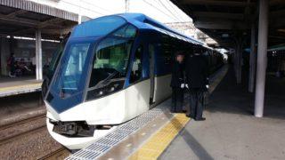 近鉄丹波橋駅[近鉄](京都市伏見区)~京阪への乗入れに伴い廃止されるも、駅名改称の上復活を果たすという全国でも珍しい歴史を有する全列車停車駅~