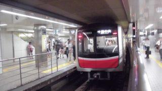 なんば駅[大阪地下鉄](大阪市中央区・浪速区)~地下鉄3線が集結し、ミナミ界隈では最多の乗降客数を誇る大阪地下鉄の中枢駅~
