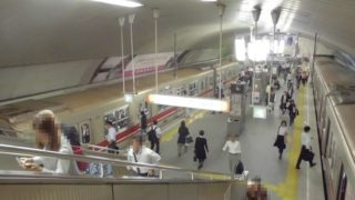 淀屋橋駅[大阪地下鉄](大阪市中央区)~大阪を代表するビジネス街に位置し、歴史あるアーチ型天井の意匠が美しい、大阪で最初に開業した地下鉄駅~