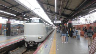 西九条駅[JR西日本](大阪市此花区)~環状運転開始前の終着駅で、珍しい2面3線構造が魅力的な、環状線・JRゆめ咲線と阪神電車との接続駅~