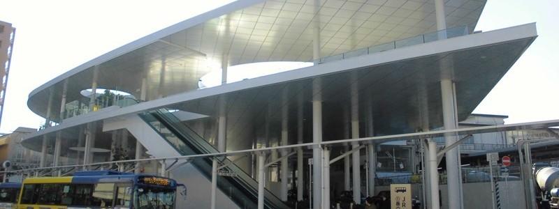 茨木駅[JR西日本](大阪府茨木市)~大阪万博の最寄駅として発展し、大変貌を遂げる兆しを見せる将来の新快速停車候補駅~