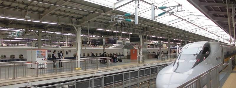 新大阪駅・新幹線[JR東海・西日本](大阪市淀川区)~新幹線の代表駅たる風格溢れるコンコースとバラエティ豊かな新幹線の姿が堪能できる大ターミナル駅~